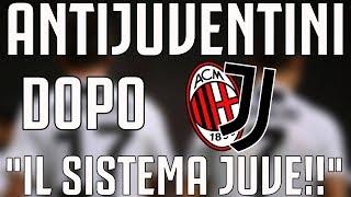 ANTIJUVENTINI dopo Milan - JUVENTUS 0-2 |