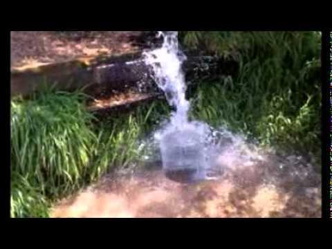 Artesian well on Highway 11 Oklahoma Raw Spring Water ...