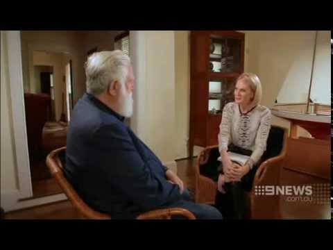 James Turrell's Roden Crater (Channel Nine 24.11.14)