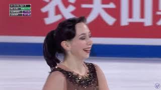 Елизавета Туктамышева ПП Гран при Китая 2019