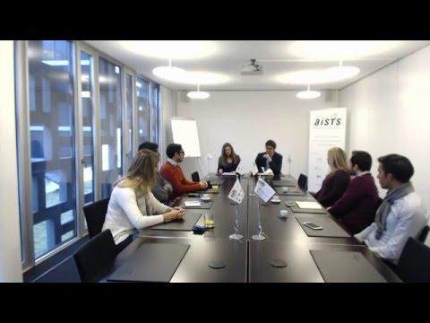 AISTS Alumni Breakfast with ASO (Amaury Sport Organisation) - February 2016