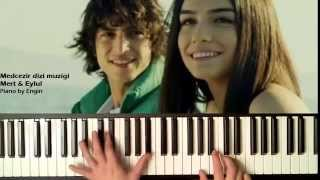 Medcezir Mert & Eylul muzigi (yeni) Piano by Engin