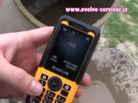 Simavalley XT-710 v.2 Outdoor Handy EXTREM TEST