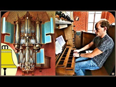 Lied 1008, Rechter in het licht verheven: Samenzang Hervormde kerk Zeerijp
