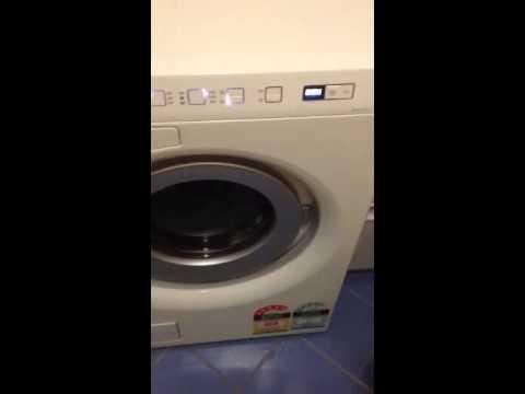 washing machine squeaking