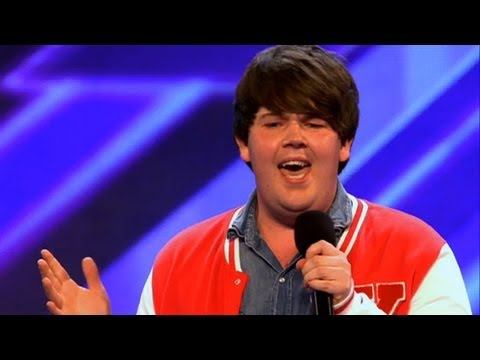 Craig Colton's audition - The X Factor 2011 - itv.com/xfactor