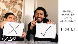 'HİÇ ORUCUNU BOZDUNMU?' | ITIRAF ET!