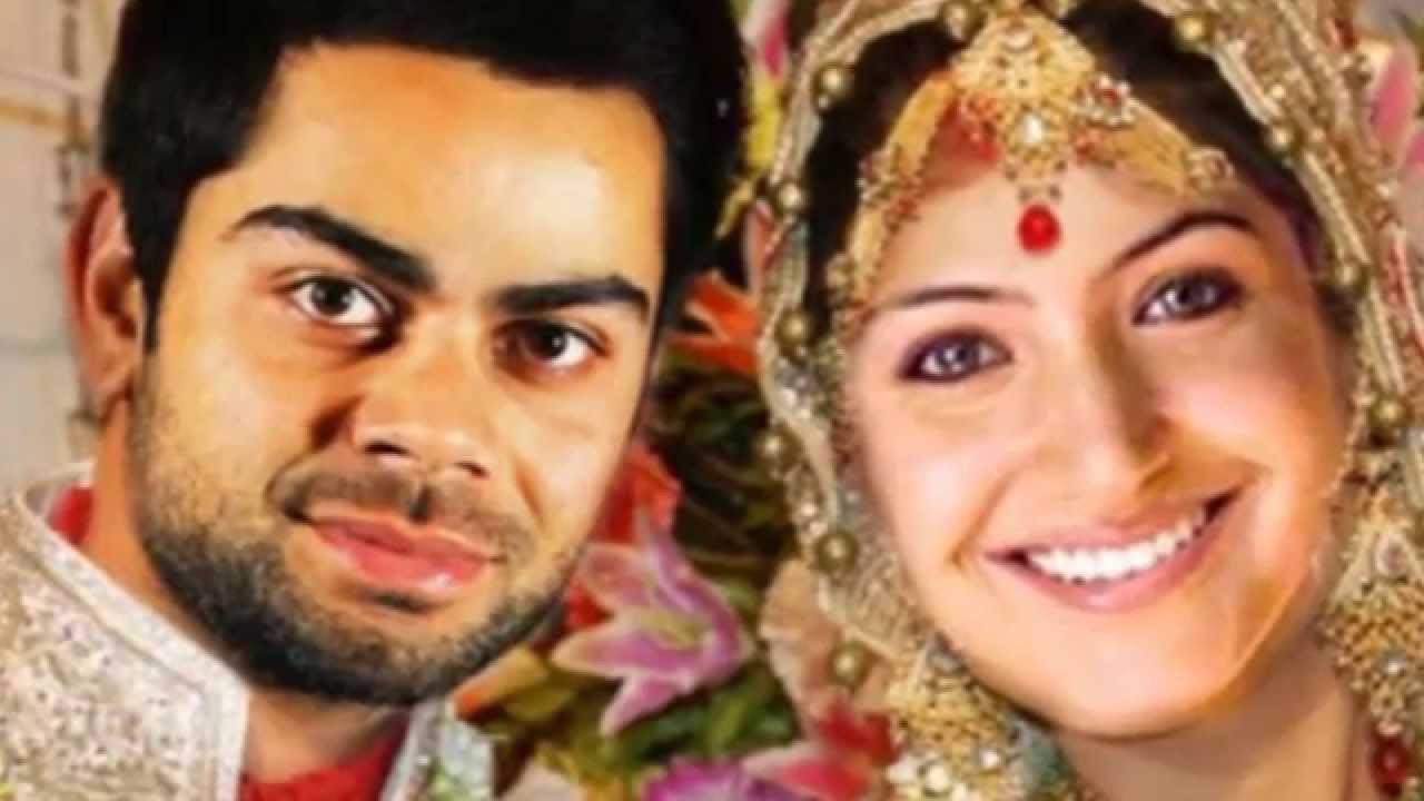 Anushka Sharma-Virat Kohli's Engagement and Marriage ...