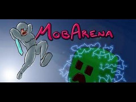 Minecraft | Mob Arenas Server!