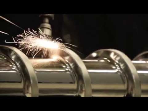 Extruder Feed Screw Manufacturing, Rebuilding, and Design | Glycon Corp. Tecumseh Michigan 49286