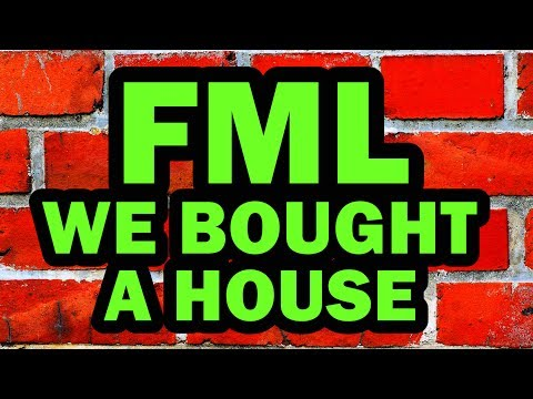 😫 FML We Bought A House - Man Vs House #4