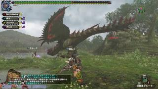 HR 2 gameplay Monster Hunter Frontier Z  (PC)