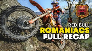 Climbing 35,000m is Hard Enduro Vertical Madness! | Red Bull Romaniacs 2020