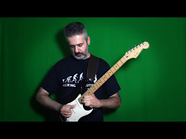 STEVIE WONDER's solo on ONLY OUR HEARTS (PAUL McCARTNEY) played by MARCELLO ZAPPATORE