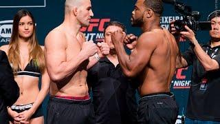 UFC on FOX 19 Weigh-Ins: Glover Teixeira vs. Rashad Evans