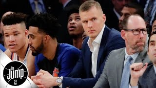 Will Knicks regret not signing Kristaps Porzingis to extension? | The Jump