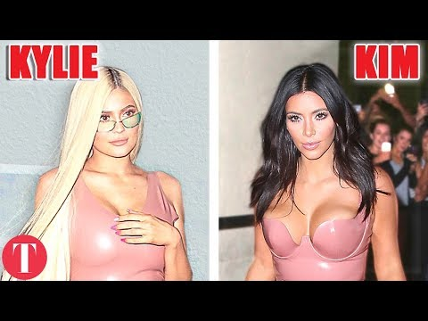 10 Times Kylie Jenner Copied Kim Kardashian