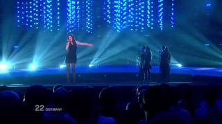 The 2010's Eurovision winner - GERMANY  Lena - Satellite SB *HD*
