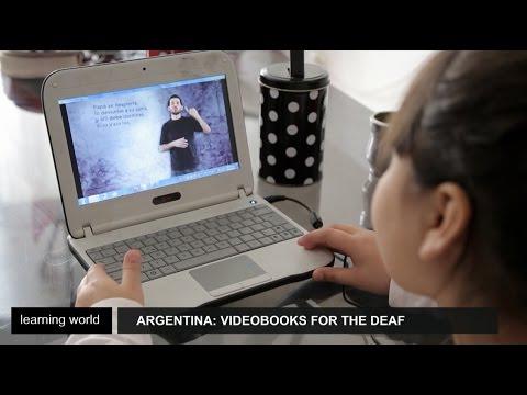 Breaking The Silence: Teaching Deaf Children With Videobooks (Learning World: S5E20, 1/3)