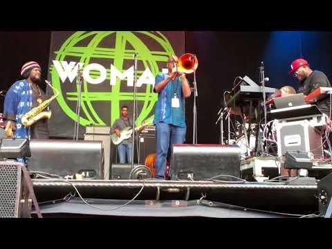 Kamasi Washington Live at Womad New...