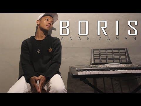 BORIS - Anak Zaman ( Lyric Video )