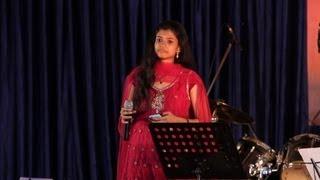 Sukanya [super singer] - Ezhu Swarangalukkul