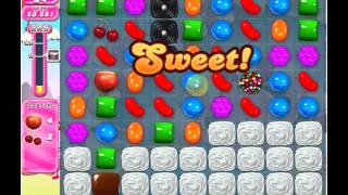Candy Crush Saga level 85 - No Boosters