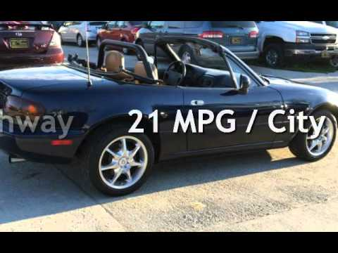1996 mazda mx 5 miata m edition for sale in cincinnati oh youtube. Black Bedroom Furniture Sets. Home Design Ideas