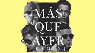 arcangel y de la ghetto   mas que ayer ft  rkm y ken y  lyric video