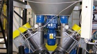 Briquette press. Пресс для топливных брикетов 800 кг в час. Польша.(, 2014-09-08T11:15:17.000Z)