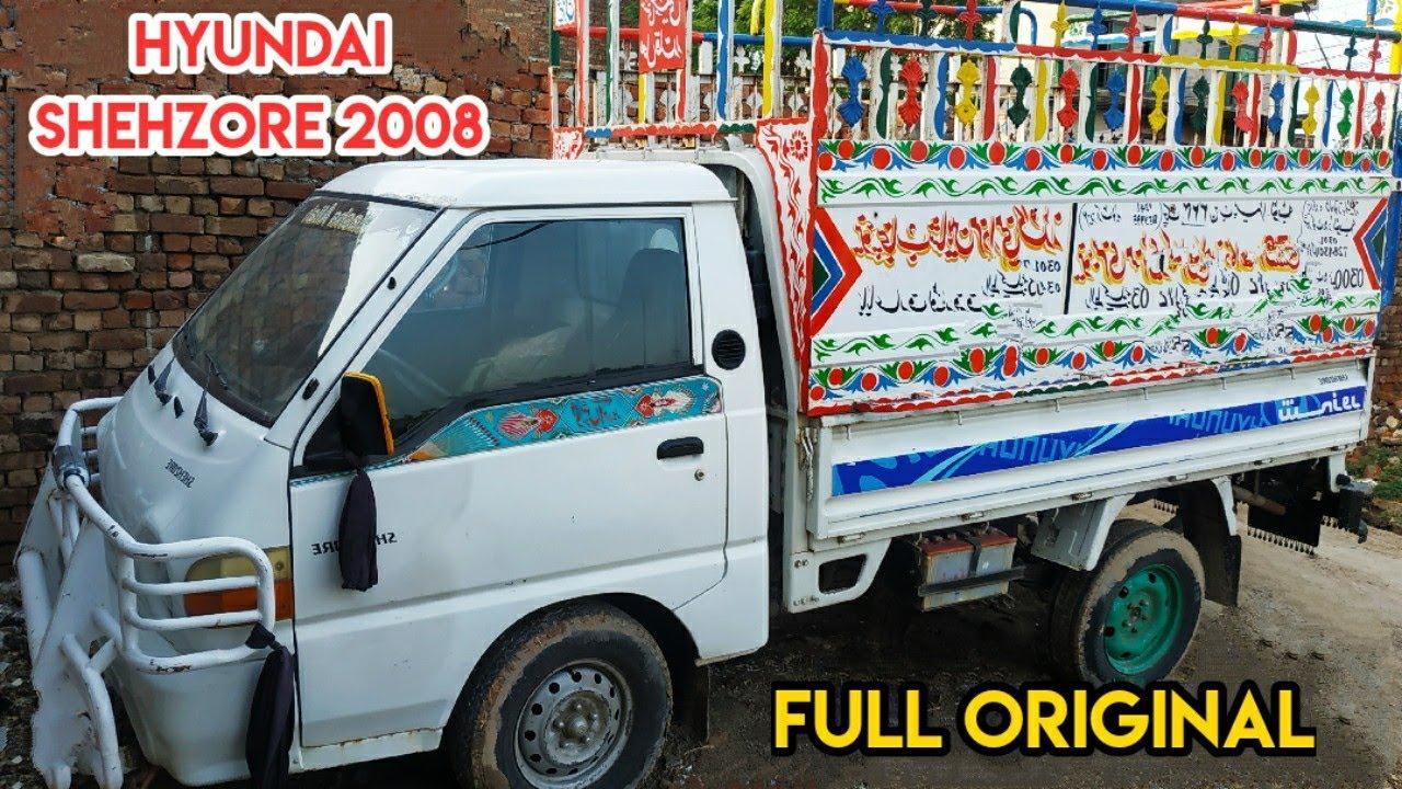 HYUNDAI   SHEHZORE 2008 Model   FULL original with reasonable price