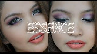 Plum Glam Essence One Brand Tutorial | ShayeOcampo