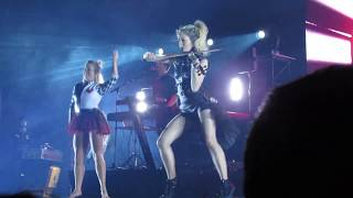 Lindsey Stirling Brave Enough Tour - Chile 2017 - Hold My Heart (1080P)