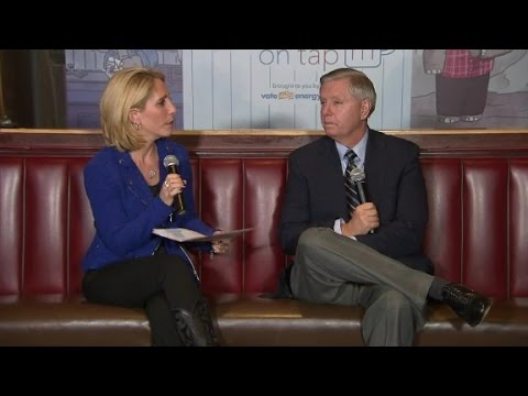 Who would Lindsey Graham date, marry or make disappear?