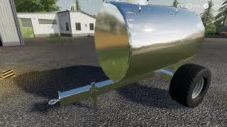 """[""""Treibstofftank"""", """"Landwirtschafts Simulator 19""""]"""