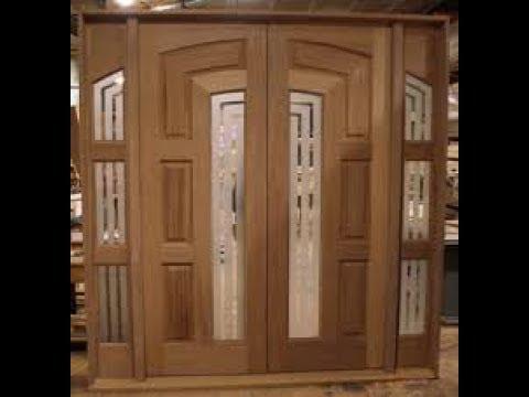 Desain Pintu Utama Rumah Mewah - YouTube
