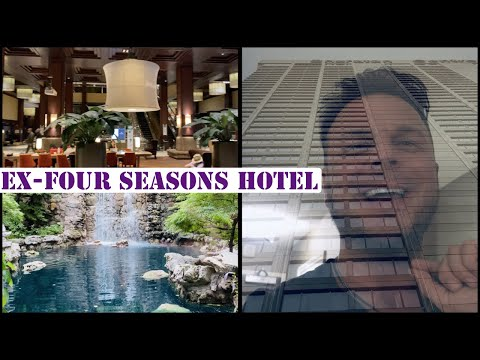 Coolest Hotels: The Sheraton Centre Downtown Toronto Is An Ex Four Seasons!