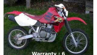 2005 Honda XR 650R - Features and Walkaround