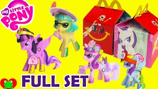 2016 McDonald's Happy Meal Toys My Little Pony