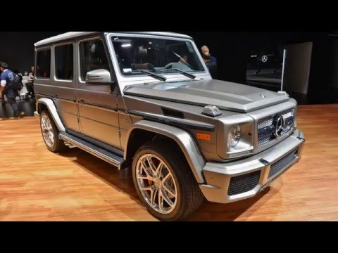 2017 Mercedes G65 Amg Full Tour Depth Review Youtube