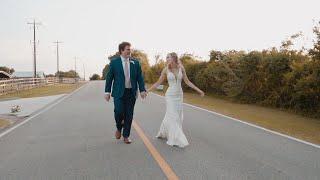 Grogan & Ashlunn   BMPCC 4K Wedding Video  