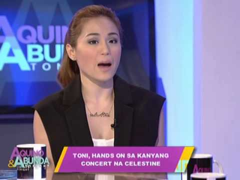 Is Toni Gonzaga the new Concert Queen?