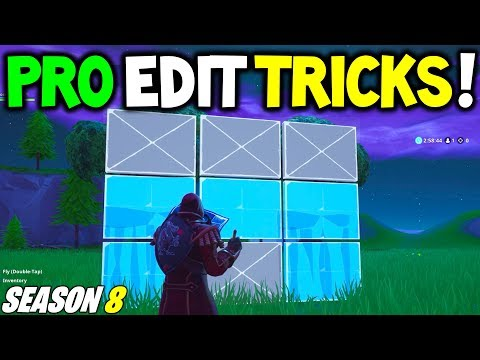 How to Build like a PRO In Fortnite Season 8 + (MASTER BUILDING / EDITS Guide to help you WIN!)
