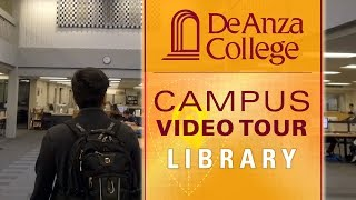 DEANZACOLLEGE The DeHart Library is a place to read, study, do rese...