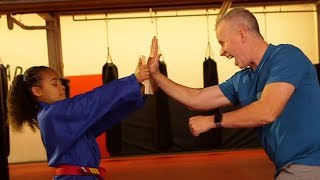 Yasmeen the Martial Artist | Kids That Are Kind Of Amazing At Stuff with Gerry Dee