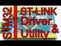 STM32 programming - Installing ST-Link driver
