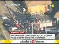 Shooting in Long Beach, California