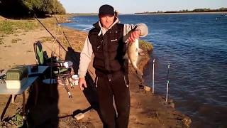 Рыбалка на Ахтубе с 1  по 7 октября 2018(Селитренное)