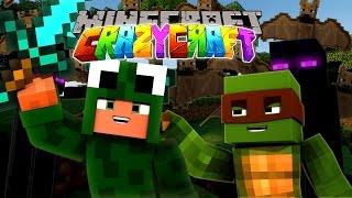 Minecraft - CRAZYCRAFT 3 - WAR OF THE ROBOTS! #5