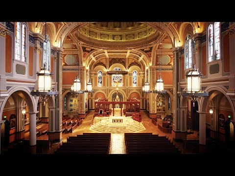 Houses of Faith: Cathedral of the Blessed Sacrament